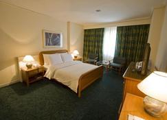安曼国际酒店 - 安曼 - 睡房