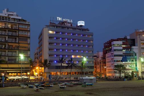 新罕布什尔州帝国普拉亚酒店 - 大加那利岛拉斯帕尔马斯 - 建筑