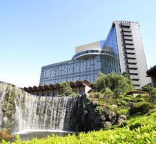东京新大谷饭店高级商务套房-禅