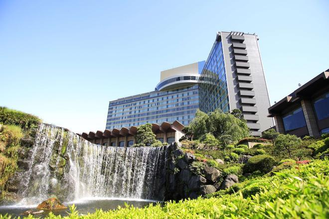 东京新大谷饭店高级商务套房-禅 - 东京 - 建筑