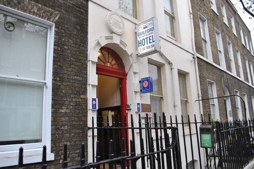 吉尔福德别墅酒店 - 伦敦 - 建筑