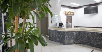 伊利亚马德拉达酒店 - 巴拉奈里奥-坎布里乌 - 柜台