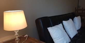 菲利普斯堡自助式公寓酒店 - 都柏林 - 客厅