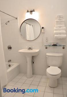 第一精品酒店 - 丘拉維斯塔 - 浴室