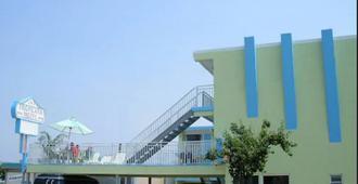 特洛匹康纳汽车旅馆 - 怀尔德伍德 - 建筑