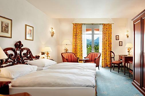埃里卡酒店 - 基茨比厄尔 - 睡房