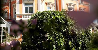 埃里卡酒店 - 基茨比厄尔 - 建筑