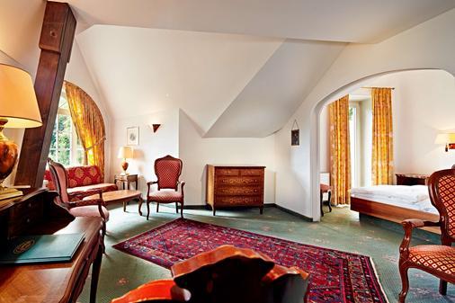埃里卡酒店 - 基茨比厄尔 - 客厅