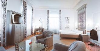 基平酒店 - 德累斯顿 - 睡房