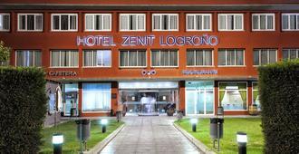 泽尼特洛格洛诺酒店 - 洛格罗尼奥