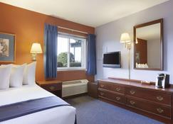 圣克芬德旅游汽车旅馆 - 圣克劳德 - 睡房
