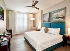 金士顿 R 酒店 - 金斯敦 - 睡房