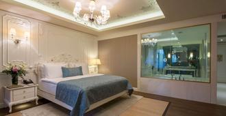 伊斯坦布尔cvk公园博斯普鲁斯酒店 - 伊斯坦布尔 - 睡房