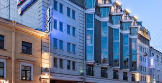 涅夫斯基丽笙公园酒店 - 圣彼德堡 - 建筑