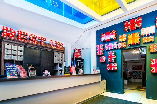 伦敦小憩酒店 - 伦敦 - 柜台