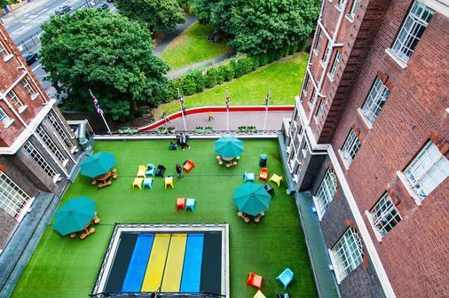 伦敦小憩酒店 - 伦敦 - 阳台