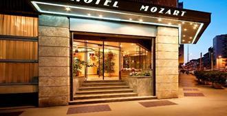莫扎特酒店 - 米兰 - 建筑