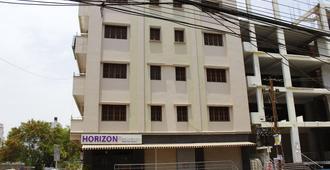地平线旅馆 - 海得拉巴 - 建筑