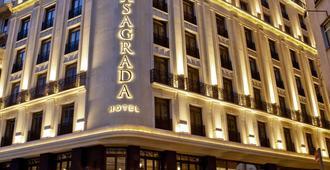 拉斯瑞达酒店 - 伊斯坦布尔 - 建筑