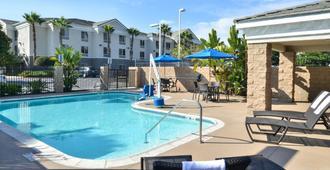 圣地亚哥 - 奥塔伊梅萨智选假日酒店 - 圣地亚哥 - 游泳池