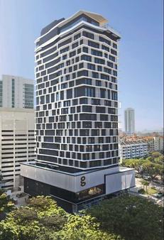 槟城加拉歪G酒店 - 乔治敦 - 建筑