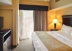 达拉斯沃思堡国际机场凯富套房酒店 - 欧文 - 睡房