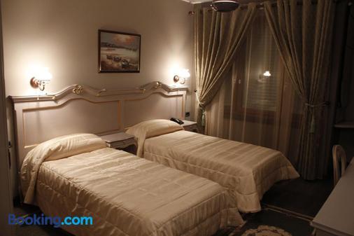 地拉那维多利亚酒店 - 地拉那 - 睡房