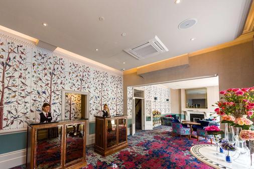 贝斯特韦斯特克利夫顿酒店 - 福克斯通 - 大厅