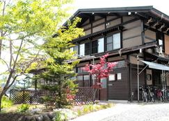 樱花宾馆 - 高山 - 建筑