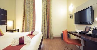 安吉奥诺那不勒斯中心美居酒店 - 那不勒斯 - 睡房