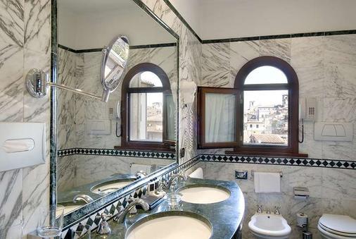 斯纳布鲁法尼酒店 - 佩鲁贾 - 浴室