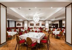 克莱佩达艾伯顿酒店 - 克莱佩达 - 餐馆