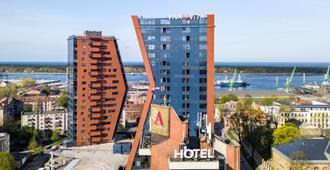 克莱佩达艾伯顿酒店 - 克莱佩达 - 建筑