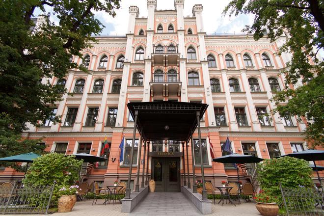 莫妮卡中心酒店 - 里加 - 建筑
