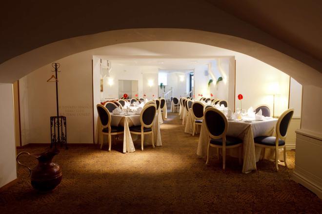 莫妮卡中心酒店 - 里加 - 宴会厅