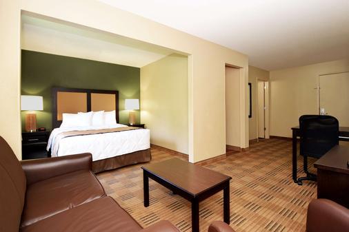 美国达拉斯中央市场长住酒店 - 达拉斯 - 睡房