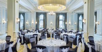 米德兰Q酒店 - 曼彻斯特 - 宴会厅