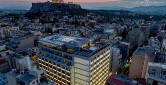 埃雷特拉都市酒店 - 雅典 - 户外景观