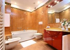 都灵皇家原创城市酒店 - 都灵 - 浴室