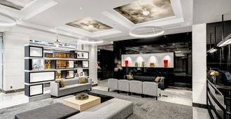 东京新宿中央馨乐庭服务公寓 - 东京 - 休息厅