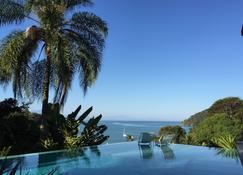 帕拉蒂海洋旅馆 - 帕拉蒂 - 游泳池
