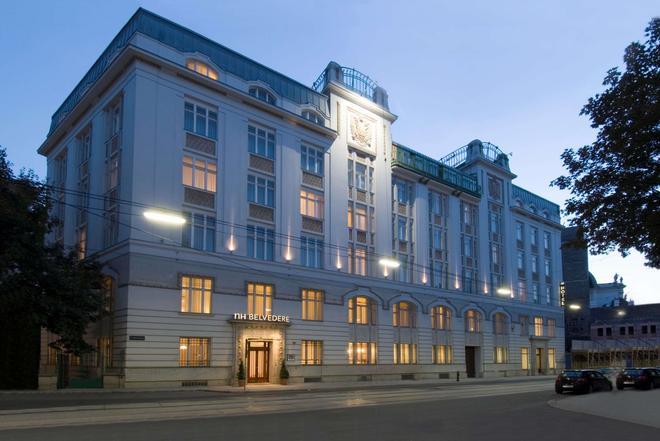 维也纳贝尔韦代雷nh酒店 - 维也纳 - 建筑