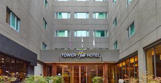 塔山酒店 - 釜山 - 建筑