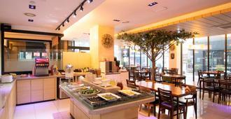 塔山酒店 - 釜山 - 自助餐