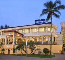 果阿坎多林丽怡酒店