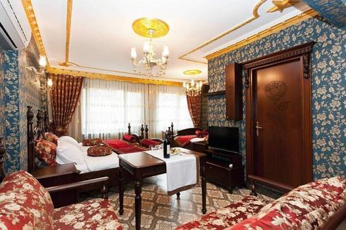奥斯曼第一公寓 - 伊斯坦布尔 - 睡房