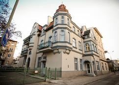 索波堤耶拉旅馆青年旅舍 - 索波特 - 建筑