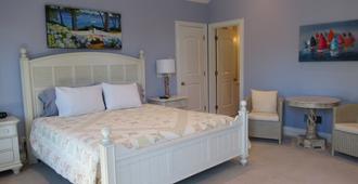 法尔茅斯高地汽车旅馆 - 法尔茅斯 - 睡房