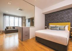 奥克兰布里特马特阿迪娜公寓式酒店 - 奥克兰 - 睡房