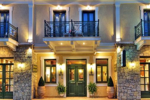 阿尔特弥斯酒店 - 特尔斐 - 建筑